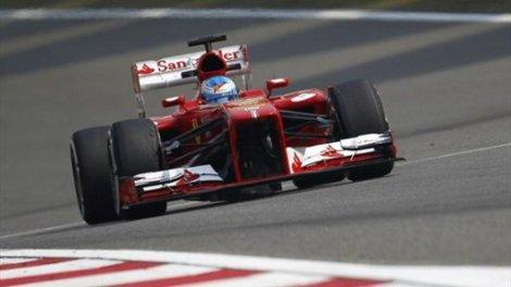 Fernando Alonso Chinese Grand Prix 2013