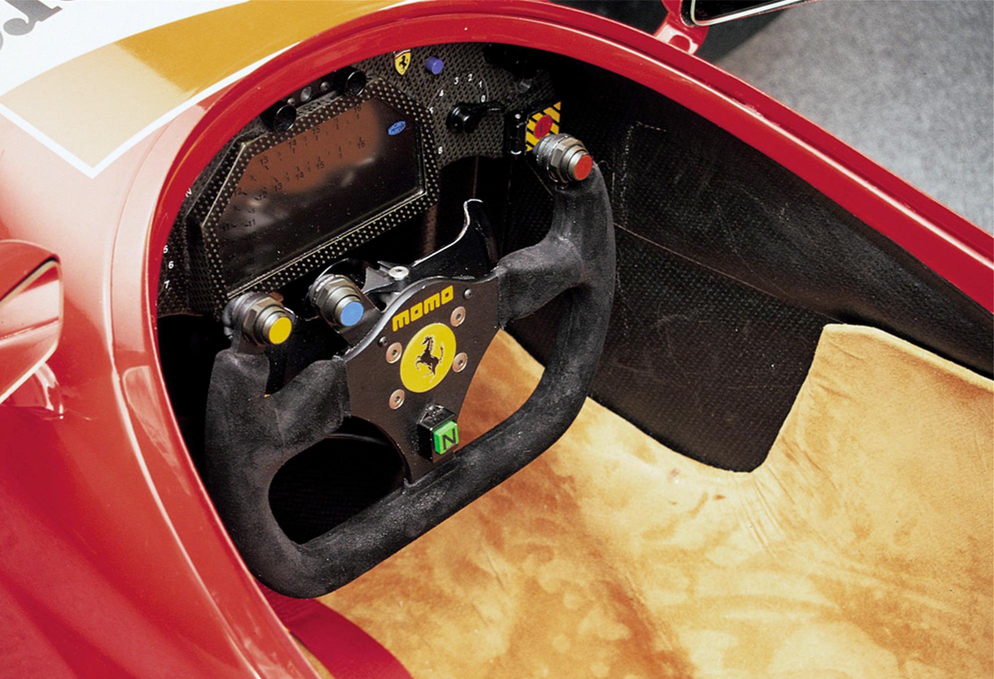 Ferrari T on Power Stering