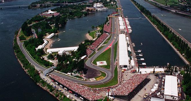Circuito Gilles Villeneuve : Circuit profile canada montreal gilles