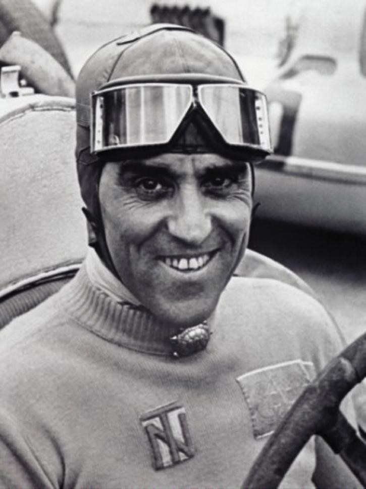 F1 Features Tazio Nuvolari Legendario Thejudge13
