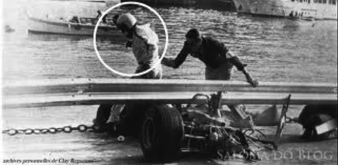 Cevert Dead Body Francois