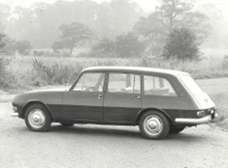 The Ferguson Car - The R5