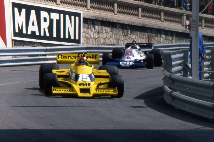 The Yellow Teapot - Renault Yellow2