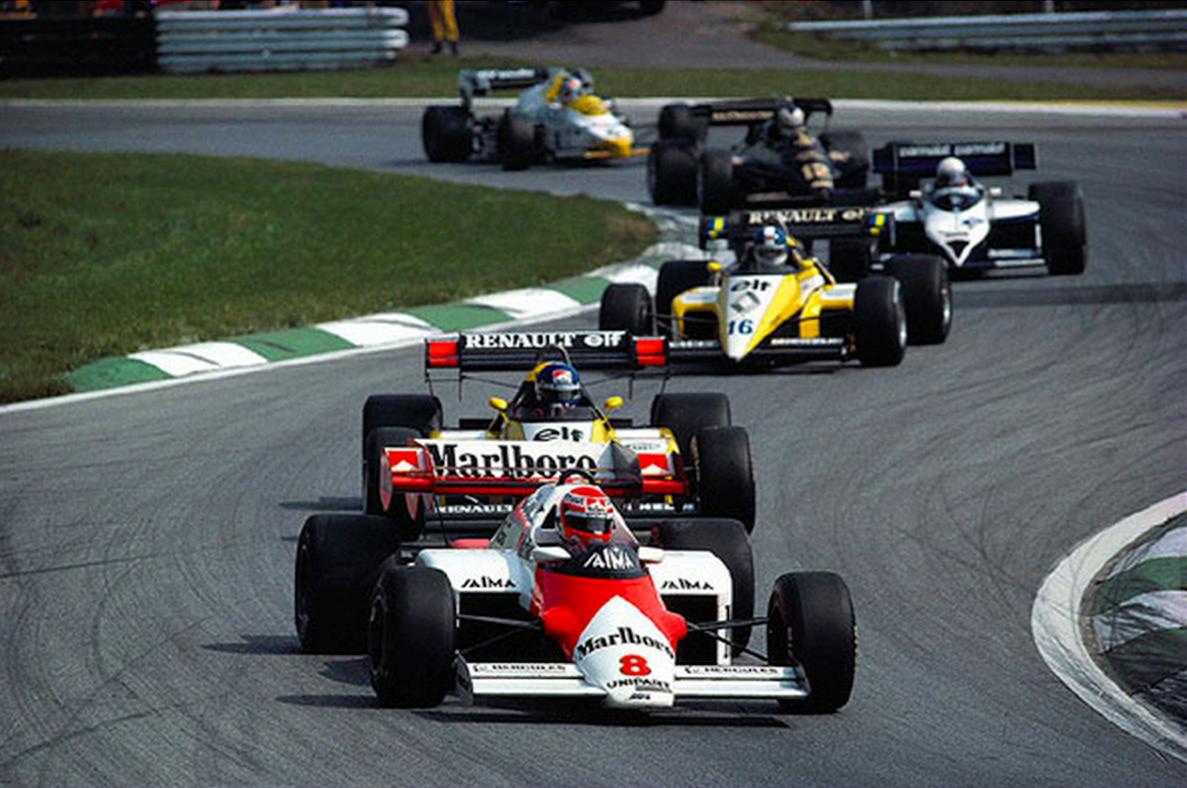 F1 Circuit Profile 2014 Austrian Grand Prix Red Bull Ring Spielberg Austria Round 8