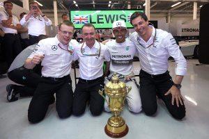 Lewis Hamilton - Silverstone