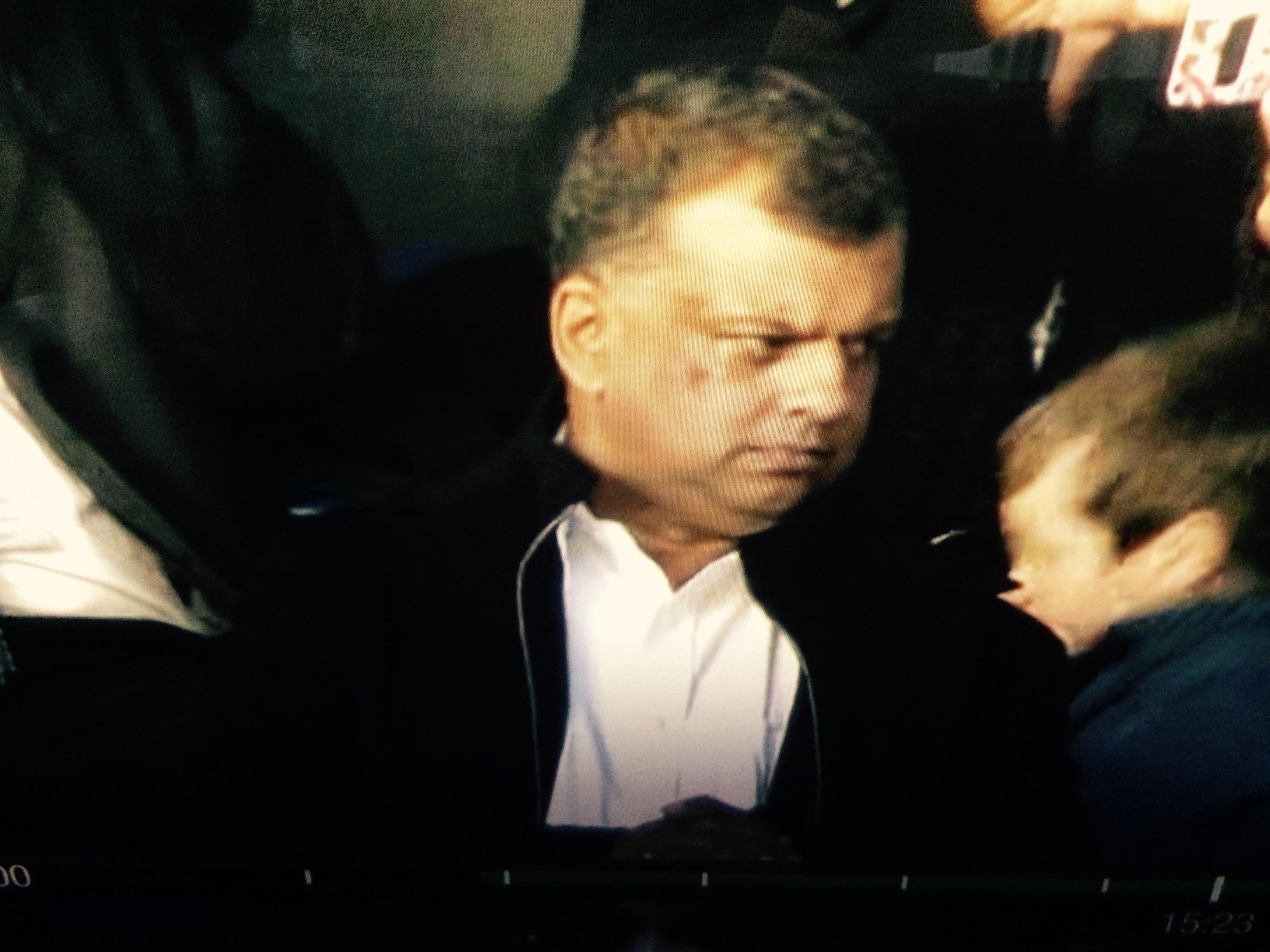 94th minute - QPR 2 - 3 Liverpool