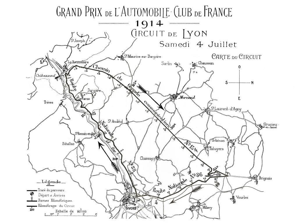 1914 French Grand Prix Part 3