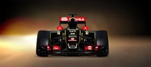 Lotus E23 Front