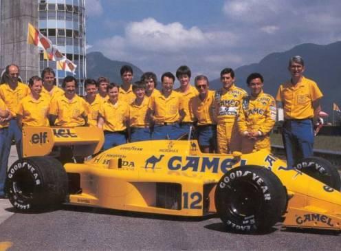 1987_Team_Lotus