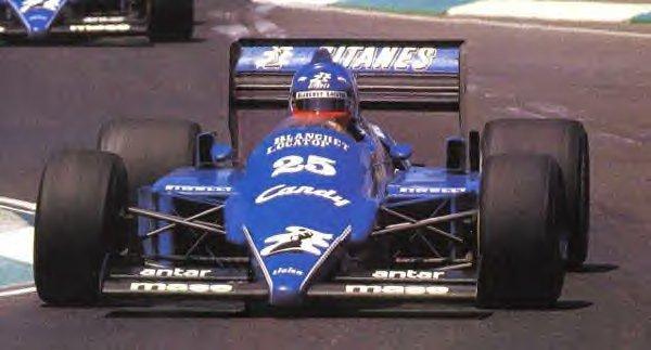 Ligier Adelaide