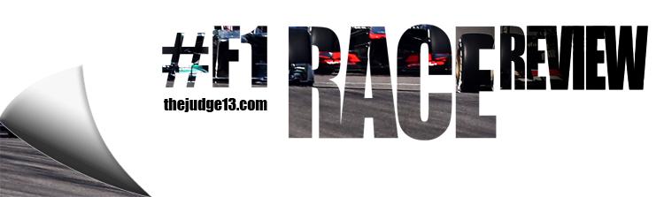 #F1 Race Review: 2017 FORMULA 1 GRAN PREMIO DE ESPANA PIRELLI