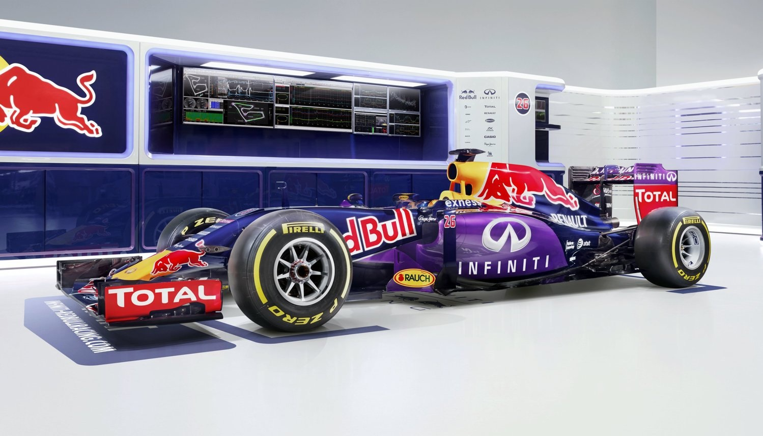 Red Bull Racing Will Ultimately Either Build Their Own Engine U2013 Or Do A  McLaren And Partner With Someone For An Exclusive Engine Supply Contract.