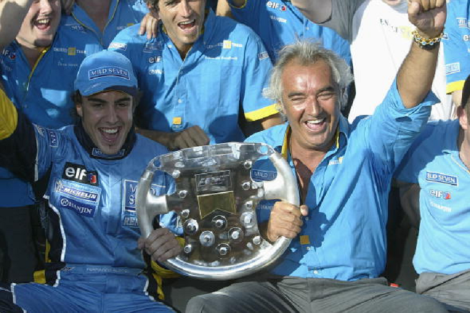 alonso first win
