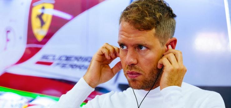 Vettel singapore 2016