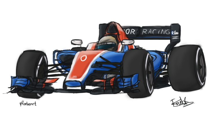 how to see car status f1 2017