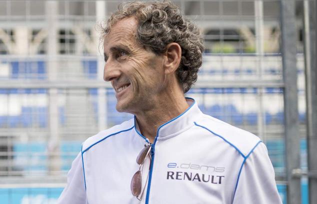 Prost: F1 needs to be like Formula E