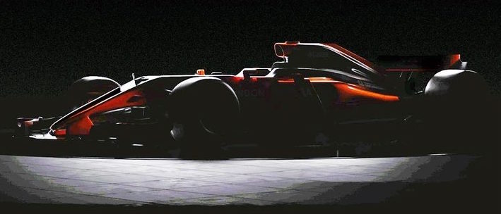 Leaked Spy Shot of 2017 McLaren MCL32?