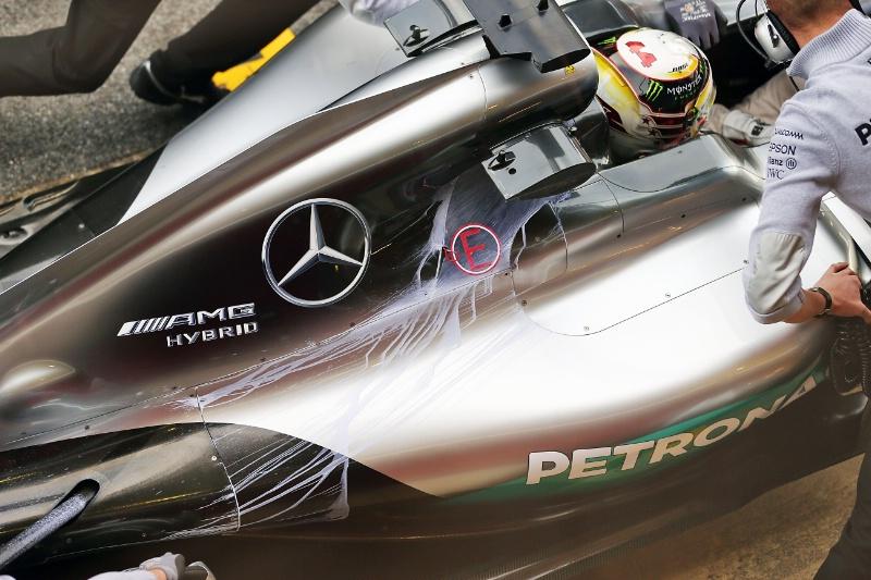 Steps taken against Mercedes dominance