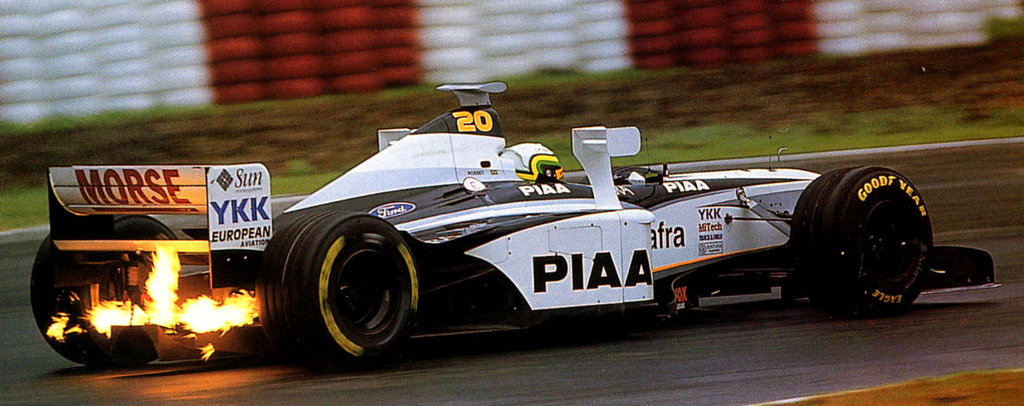 1998 Tyrrell 026 – Remembering the Old Days