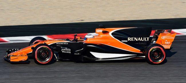 Deal is done. McLaren Renault & Toro Rosso Honda for 2018