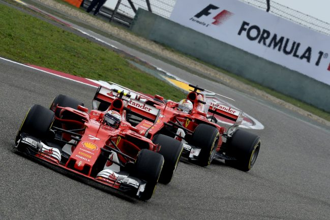 Ferrari real contenders for the 2017 title