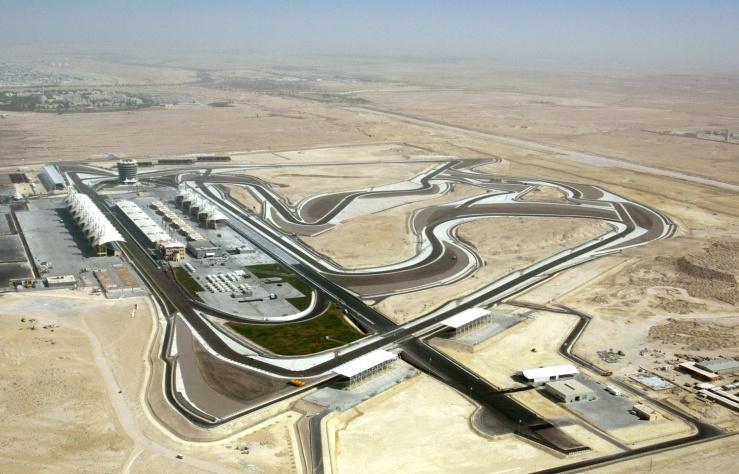 bahrain aerial