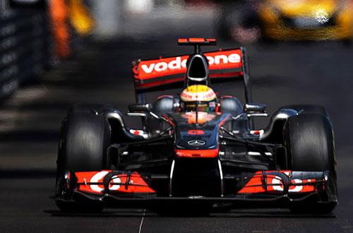 Proof that Mercedes & Ferrari drivers fail at Monaco