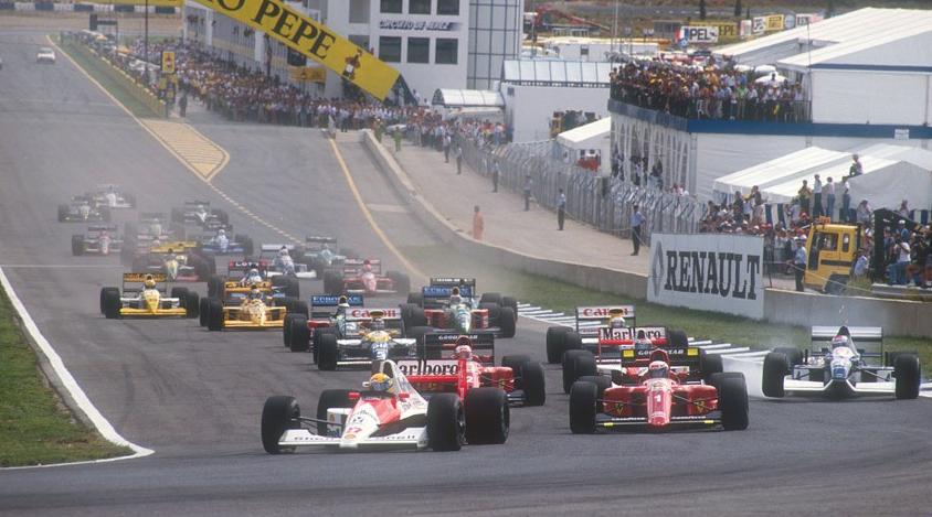 The Spanish Grand Prix before Barcelona