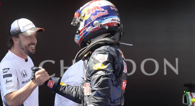 Verstappen admits Alonso talent