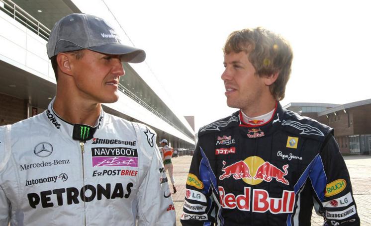 Ferrari insider comparison: Vettel better than Schumacher