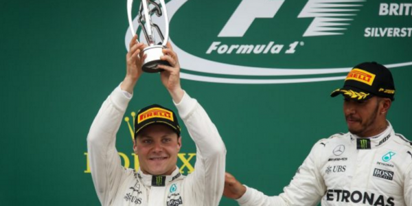 Mercedes see's Bottas as 'a good fit' long term after Hamilton