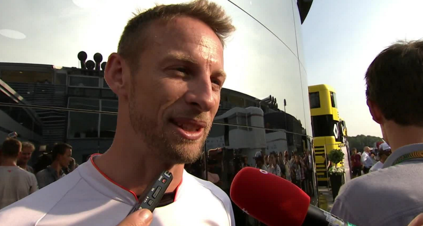 Button: Talks with Williams for race seat