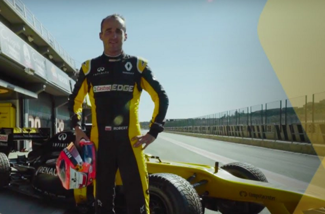 Kubica quicker lap times than Hulkenberg & Palmer – Will test for Renault
