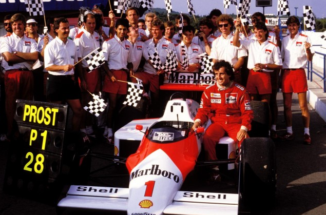 McLaren driver becomes most successful ever