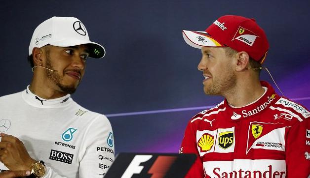 Hamilton Facing Eerily Similar Battle Against Vettel
