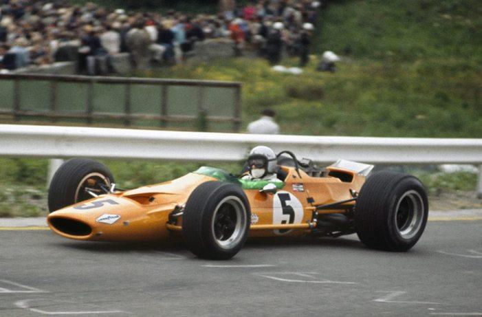 McLaren Spa 1968